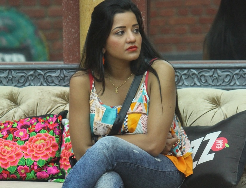 Mona Lisa has been evicted a week before Bigg Boss 10 heads into its season finale