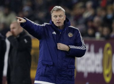 Sunderland knocked out by Burnley in FA Cup third round replay.