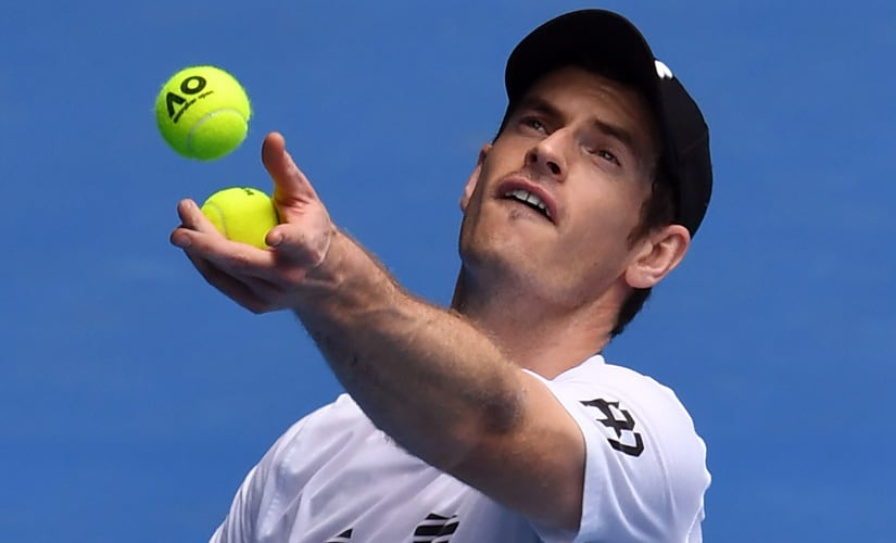 Andy Murray has lost five finals at the Australian Open. Will he be sixth time lucky? AFP
