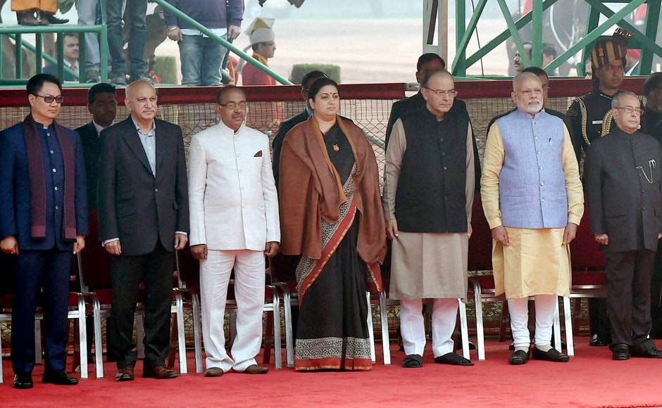 The visiting dignitary will also call on President Pranab Mukherjee and have a meeting with Vice President Hamid Ansari. A contingent of the UAE armed forces will also march along with the Indian armed forces during the parade. PTI