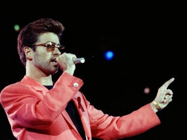 File image of George Michael. Reuters