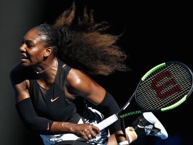 File image of Serena Williams. AFP