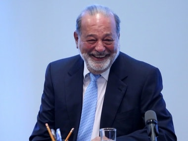 File photo of Mexican billionaire Carlos Slim. Reuters