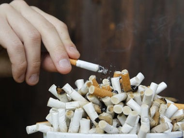 Tobacco kills. Reuters