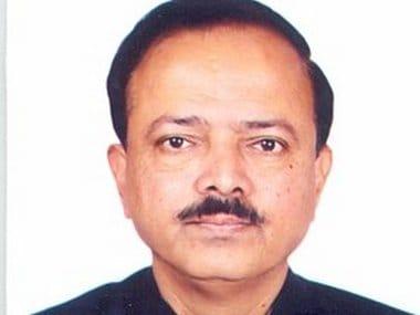 File image of Subhash Bhamre. Twitter/@DrSubhashMoS