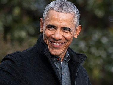 File photo of Barack Obama. AP