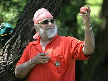 File photo of Bishen Singh Bedi . Getty Images