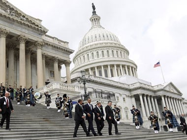 The US Capitol dome. Reuters file image