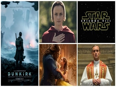 Dunkirk, Beauty and the Beast, The Young Pope: A guide to entertainment in 2017