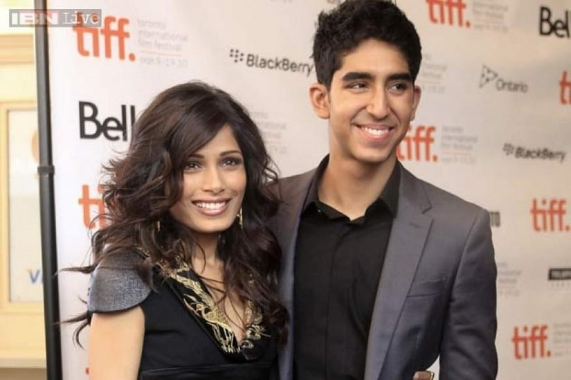 Dev Patel's Oscar nod for Lion: Freida Pinto congratulates ...