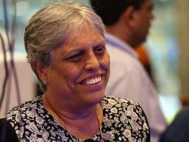 Diana Edulji was appointed as one of the BCCI administrators by SC. Image source: Facebook