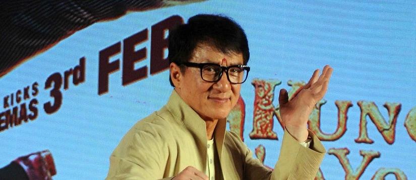 Jackie Chan. Sachin Gokhale/Firstpost