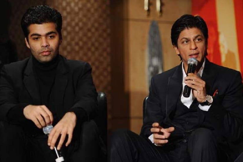 Karan Johar has detailed his long friendship with Shah Rukh Khan in his autobiography, 'An Unsuitable Boy'. Karan writes that after the duo went through a slightly distant patch, they reconciled at a party for Deepika Padukone's 'Piku' success. News 18 image