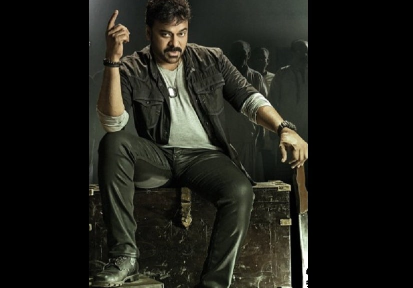 Chiranjeevi in 'Khaidi No. 150'