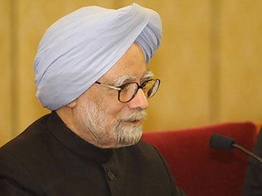 File photo of former prime minister Manmohan Singh. PTI