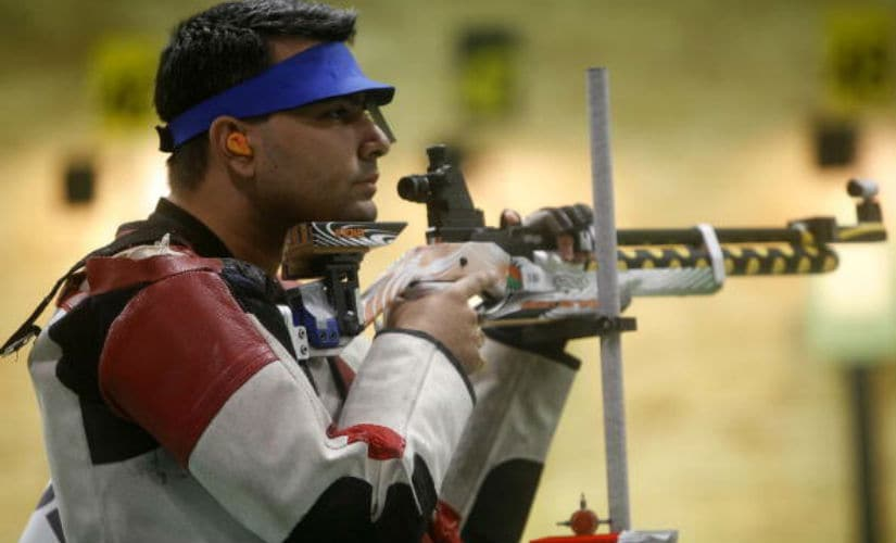 Gagan Narang failed to qualify for the final round in all the three categories that he participated in. Getty Images