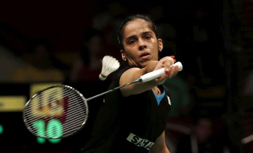 The year 2016 was a testing one for Saina Nehwal, who was hit by fitness issues. Reuters