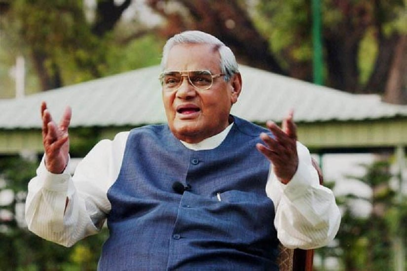 For all his bravery, Vajpayee was afraid of having his decision questioned by a younger leader. PTI Photo