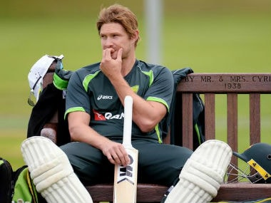 File photo of former Australia all-rounder Shane Watson. Reuters