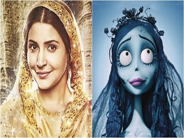 If Phillauri is a copy of Tim Burton's Corpse Bride, it's a copy of Imtiaz Ali's Love Aaj Kal too