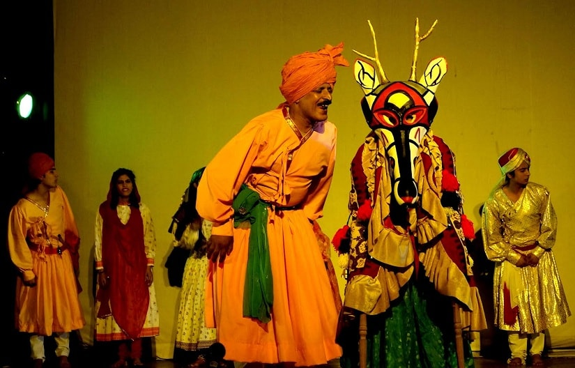 A scene from Abhishek Bharti's Blood and Beauty from Jammu. Image courtesy Veejay Sai