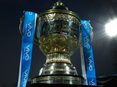Representative photo. Image courtesy: IPL official Twitter account.
