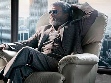 Kabali is among the Tamil films named by Subramanian, as having inflated its collections