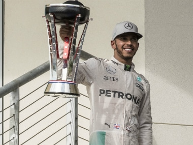 File photo of Lewis Hamilton. Reuters