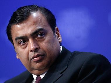 File image of RIL chairman, Mukesh Ambani. Reuters