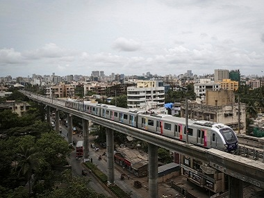 The Metro rail does not come under the BMC, and is under the purview of the state government. Reuters