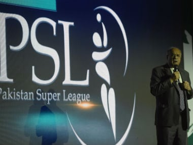 File photo of Pakistan Super League. AFP