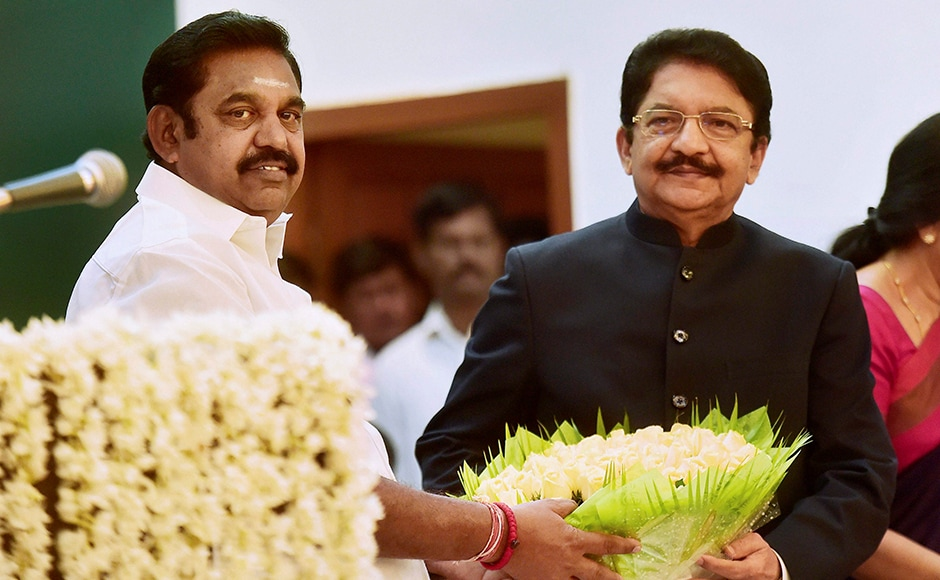 Palaniswami, 63, also became the third chief minister the state has had in the last nine months — after J Jayalalithaa who became CM following Assembly elections in May, and O Panneerselvam who ascended to the post after her death in December. PTI