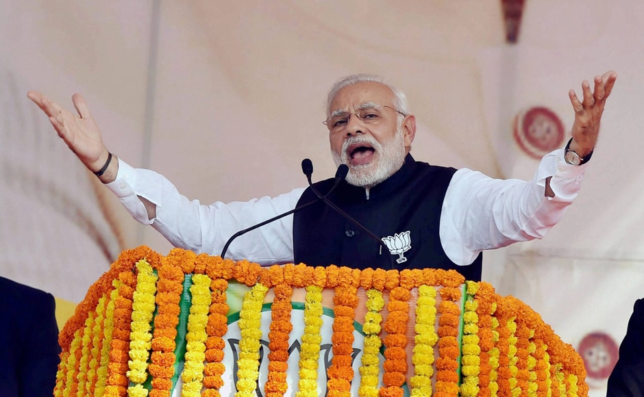 The prime minister also ridiculed the Samajwadi Party-Congress alliance and asserted the BJP would probe all scams under the Akhilesh regime if it came to power. PTI