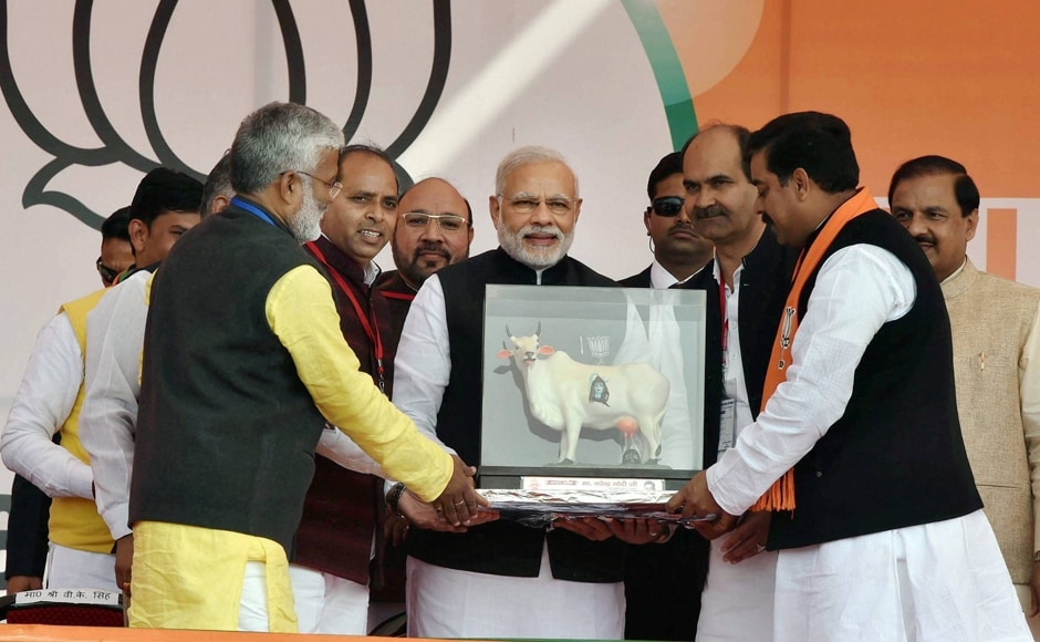 When Akhilesh became the chief minister, being young and educated, people had hopes from him. But he not just disappointed them, rather destroyed the state, Modi said in the rally. PTI