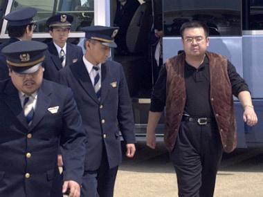 Kim Jong-nam. Reuters
