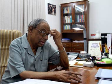 File photo of former RBI Governor C Rangarajan. Reuters