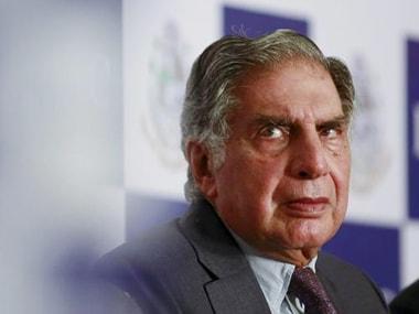 Ratan Tata. Image: News18.com