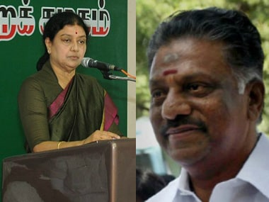 Sasikala and Panneerselvam have formed two factions of AIADMK.