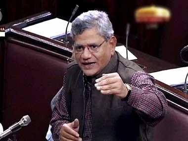 CPM General Secretary Sitaram Yechury, PTI
