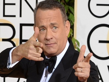 Tom Hanks. AP Photo