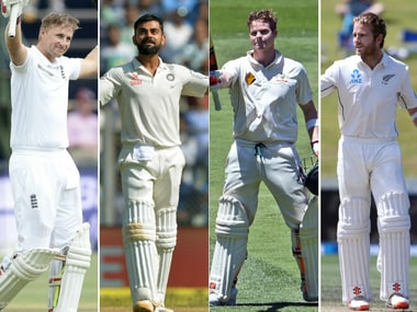 Joe Root will be hoping to emulate his contemporaries as captain - Virat Kohli, Steve Smith and Kane Williamson. AFP