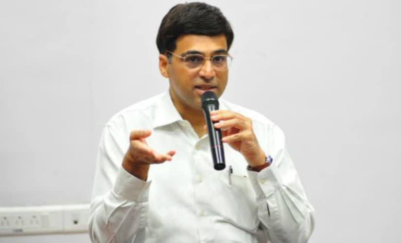 Viswanathan Anand: a big fan of Star trek!