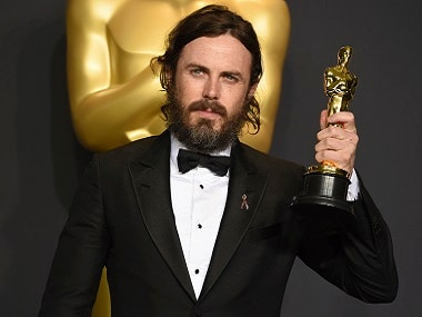 Watch: Casey Affleck wins Best Actor for Manchester By The Sea at 89th Academy Awards