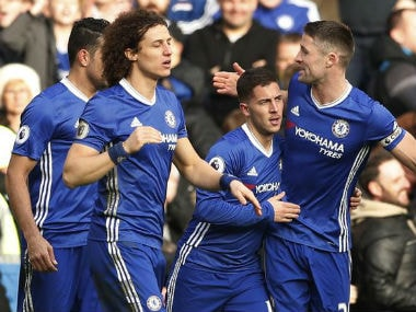 Chelsea will look to avoid an FA Cup upset at Wolverhampton. Reuters