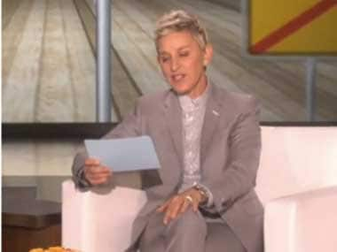 Court rules Ellen DeGeneres' pun on woman's name not malicious: Titi Pierce had sued the comedienne