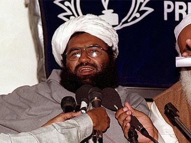 Masood Azhar. AFP