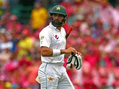 File photo of Misbah-ul-Haq. Reuters