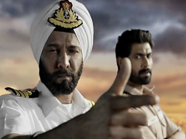 The Ghazi Attack: The Indian war film has changed, even if the enemy has stayed the same