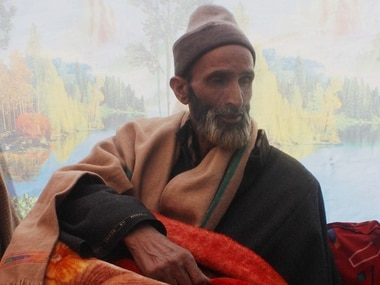 Abdul Majeed Rishi has alleged that his son was killed by government forces. Agencies