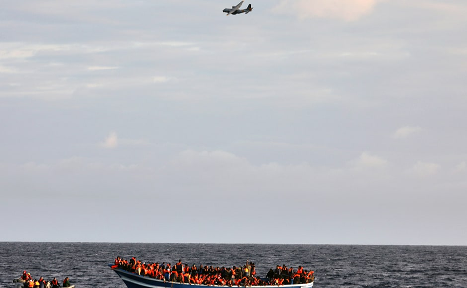 Prior to Thursday's discovery, the UN estimated at least 440 migrants had died trying to make the crossing to Italy since the start of 2017, based on bodies recovered and testimonies from survivors of shipwrecks. But nobody knows how many people have drowned without trace. Reuters